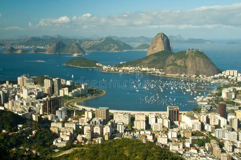 de Janeiro bochenka Rio cukier zdjęcie stock