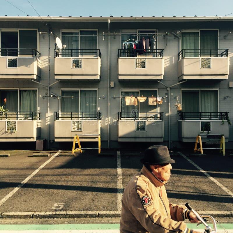 De Japanse levensstijl stock fotografie