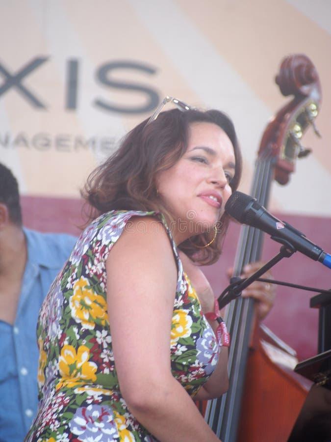 De Jazz fest 2016 van Nieuwpoort stock afbeeldingen
