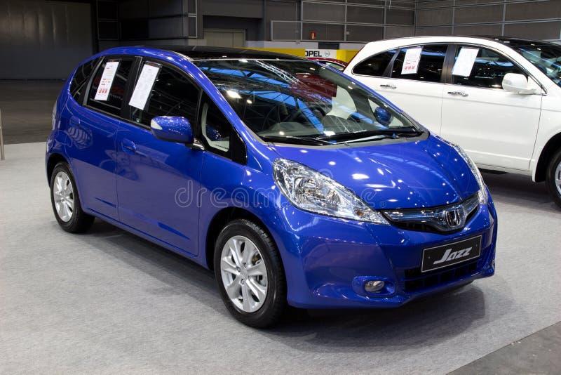 De Jazz van Honda stock foto's