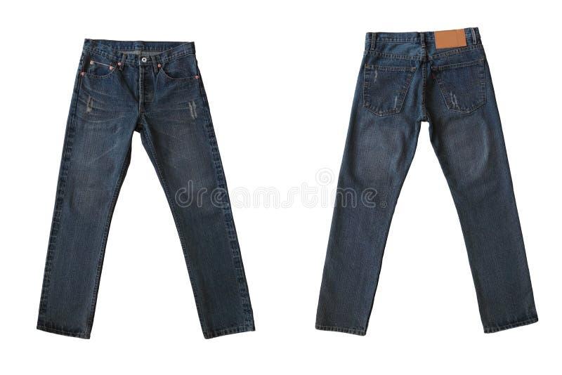De jeans van mensen stock fotografie