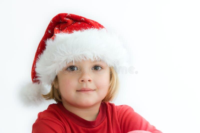 De jonge geitjes van Kerstmis stock foto's