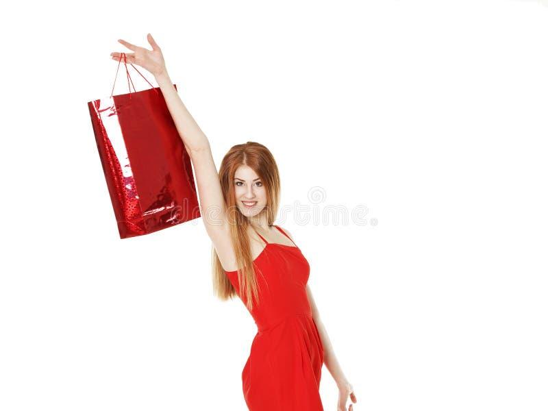 Download De Jonge Mooie Vrouw Maakt Het Winkelen Stock Foto - Afbeelding bestaande uit stylish, aantrekkelijk: 54077522