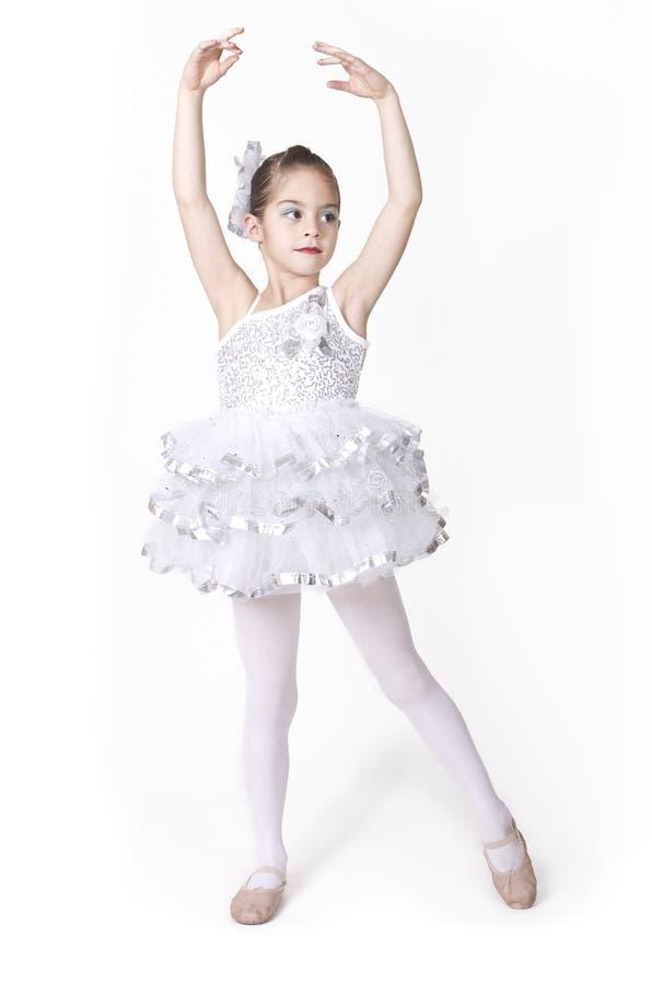 De jonge student van de Dans van het Ballet stock afbeeldingen