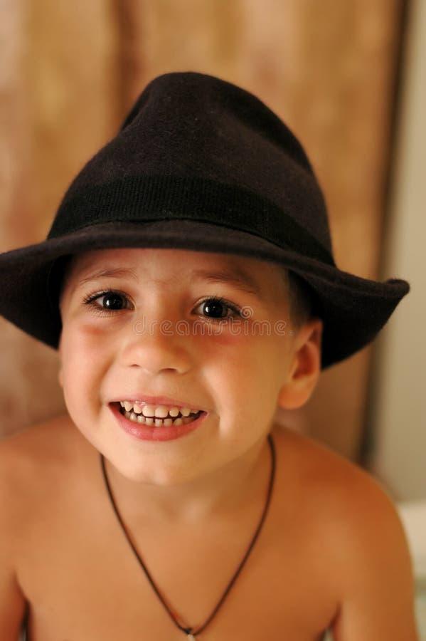 De jongen van de pret royalty-vrije stock afbeelding