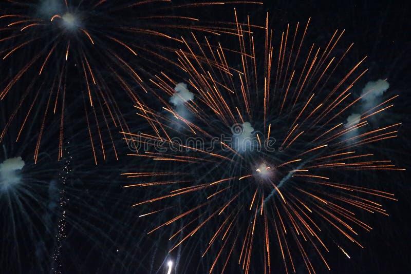 4 de julio festividades foto de archivo