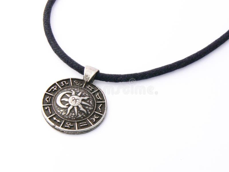 De juwelen van Astrologic stock afbeelding