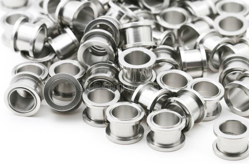 De Juwelen van het Lichaam van het staal stock foto