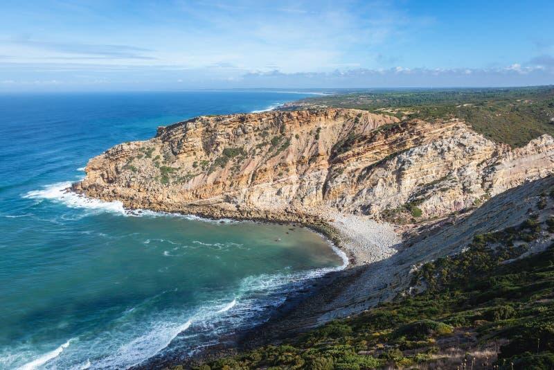 De Kaap van Caboespichel stock afbeeldingen