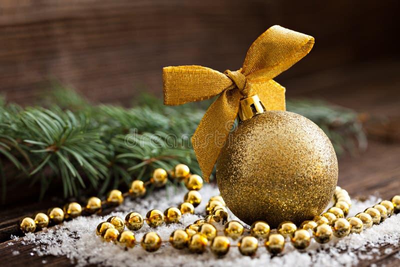 De kaart van de Kerstmisgroet stock foto