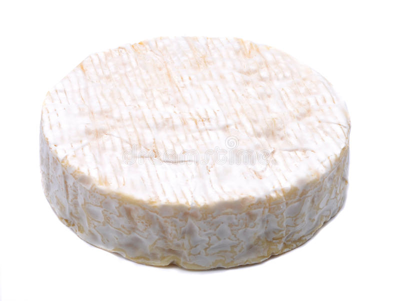 De kaas van Coulommiers royalty-vrije stock fotografie