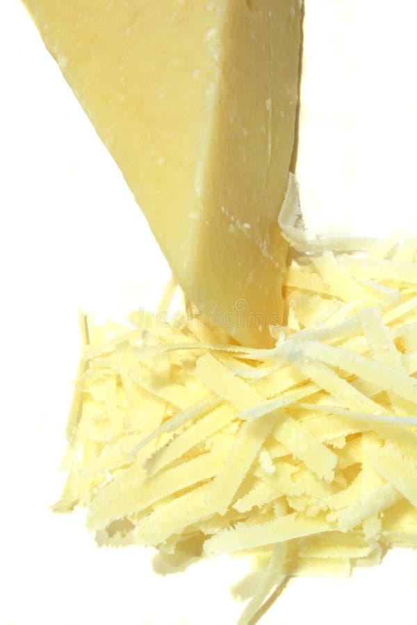 De Kaas van de parmezaanse kaas royalty-vrije stock foto