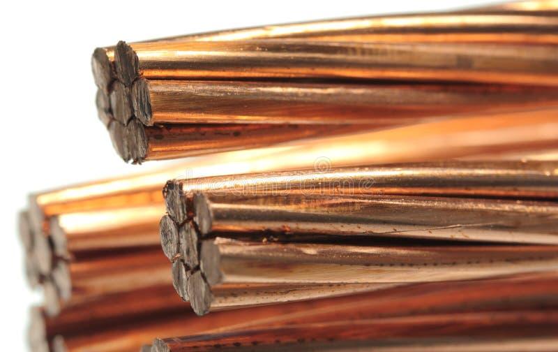 De kabel van de macht stock afbeeldingen