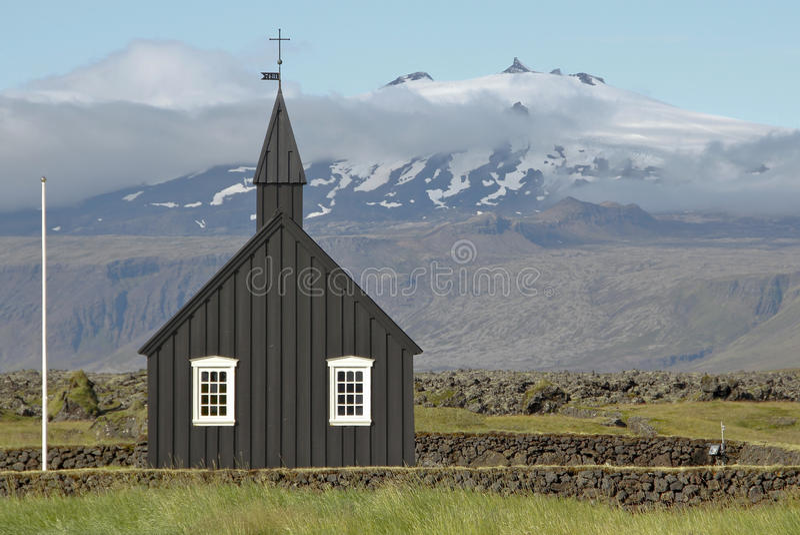 De kapel van Budir royalty-vrije stock afbeeldingen