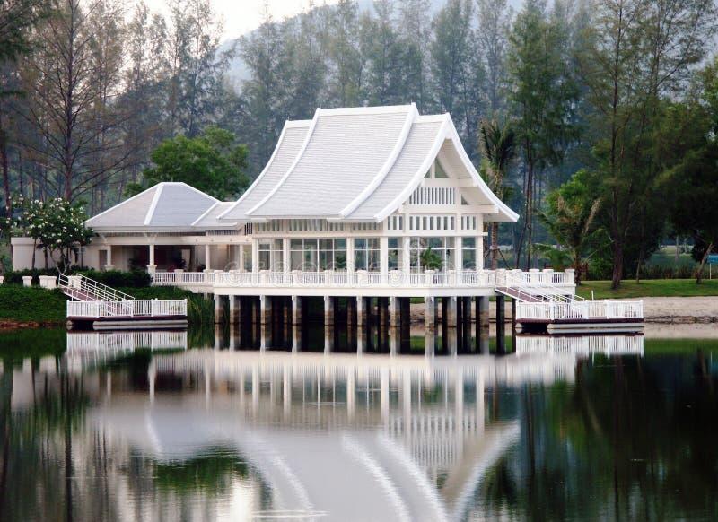 De Kapel van het Huwelijk van Phuket stock fotografie