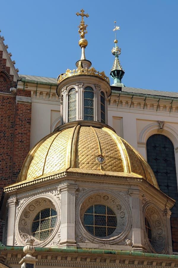 De Kapel van Sigismund royalty-vrije stock fotografie
