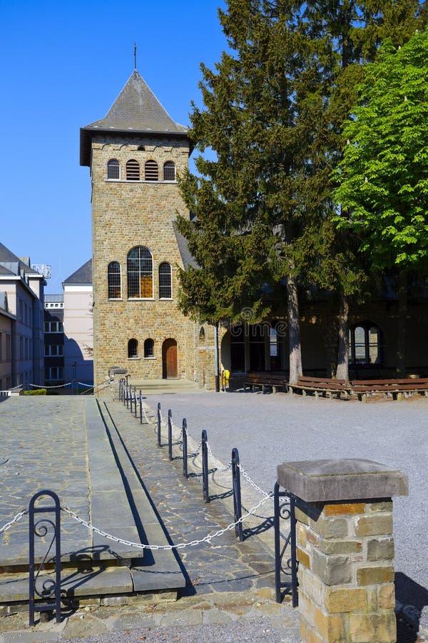 De kapel van St Francis van Assisi stock fotografie