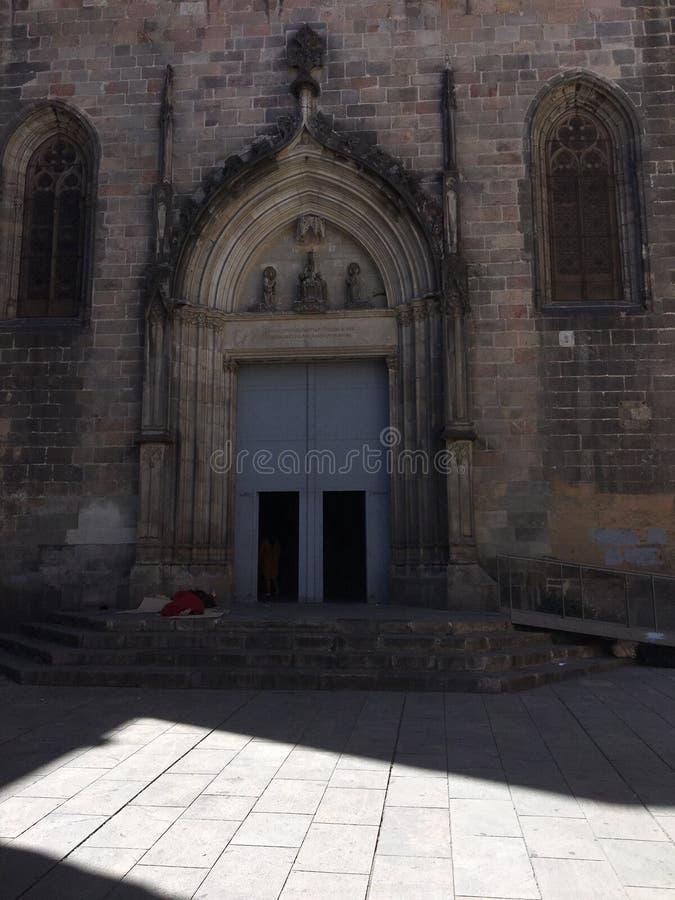 De kathedraal royalty-vrije stock foto's