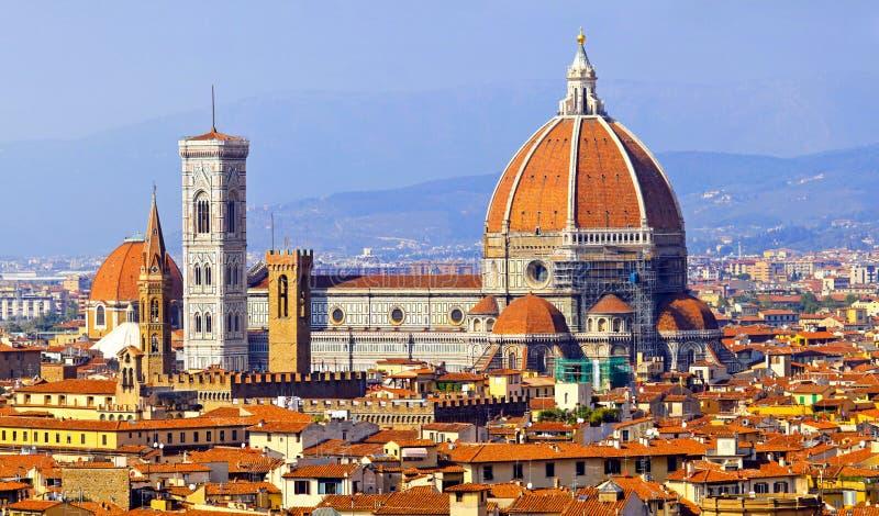 De kathedraal Duomo van Florence royalty-vrije stock fotografie