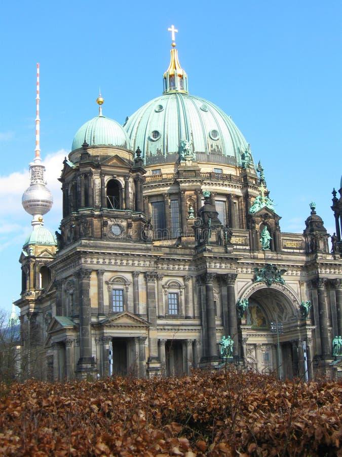 De Kathedraal van Berlijn royalty-vrije stock foto