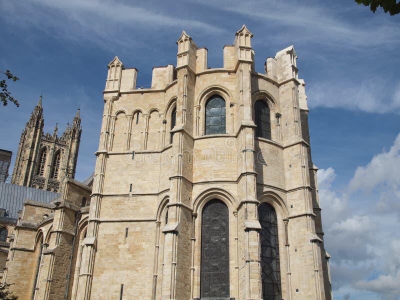 Download De Kathedraal Van Canterbury Stock Afbeelding - Afbeelding bestaande uit architectuur, canterbury: 39115587