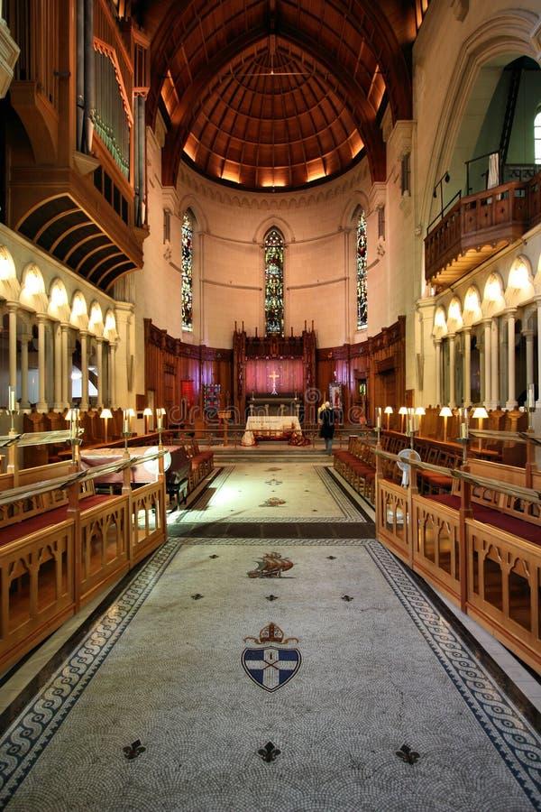 De kathedraal van ChristChurch royalty-vrije stock foto