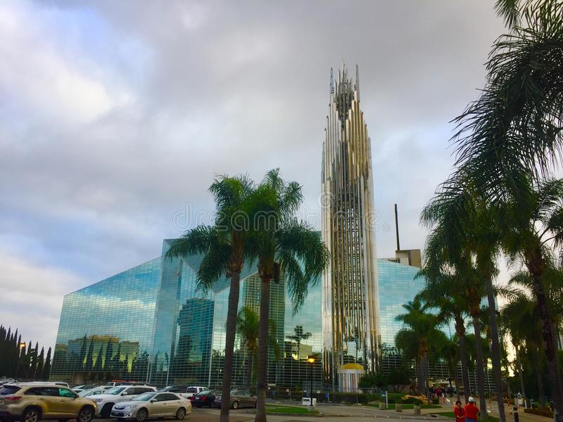 De Kathedraal van Christus stock afbeelding
