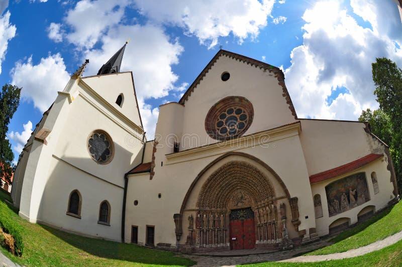 De kathedraal van Coeli van Porta stock foto's
