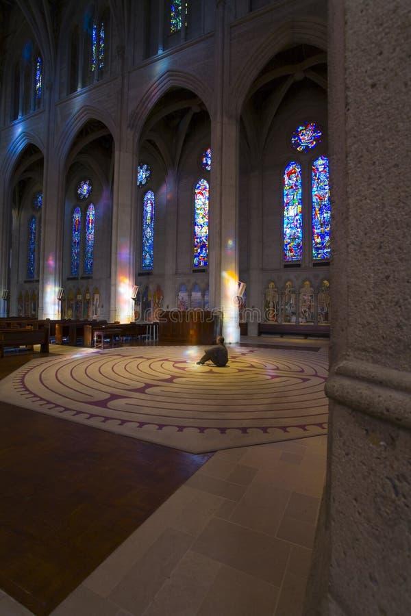 De Kathedraal van de gunst royalty-vrije stock fotografie