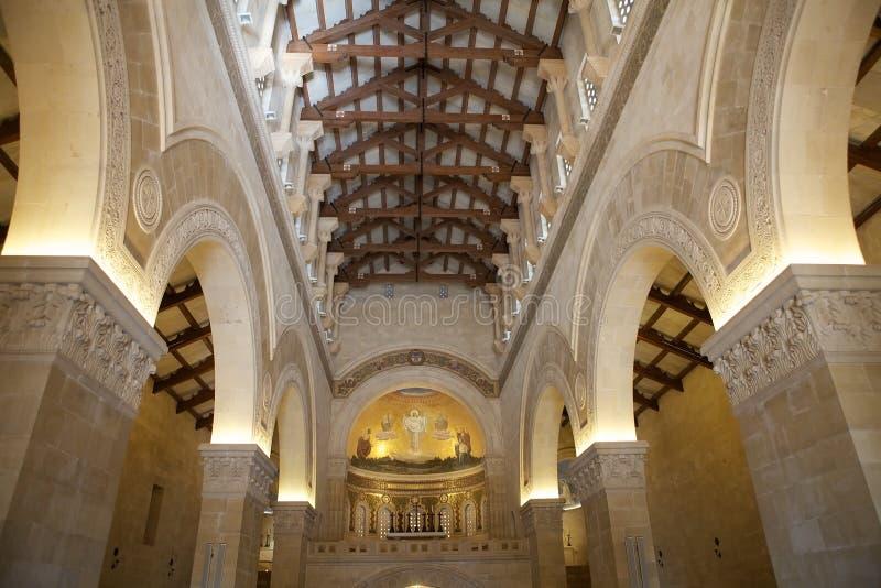 De Kathedraal van de Taborberg royalty-vrije stock foto's