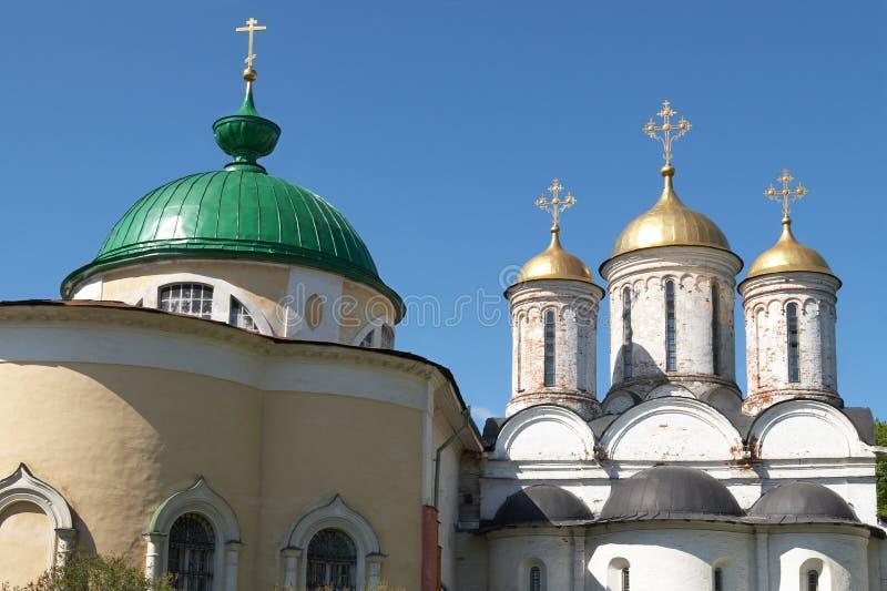 De Kathedraal van de transfiguratie royalty-vrije stock foto's