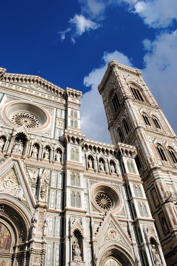 De Kathedraal van Florence stock afbeelding
