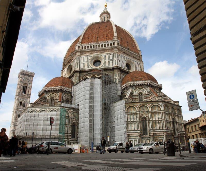 De kathedraal van Florence -1a stock fotografie