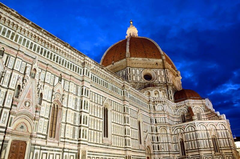 De kathedraal van Florence -1a stock foto's