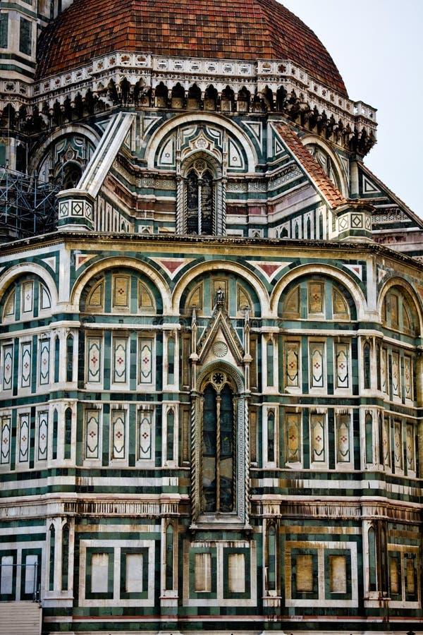 De kathedraal van Florence, Italië royalty-vrije stock foto's