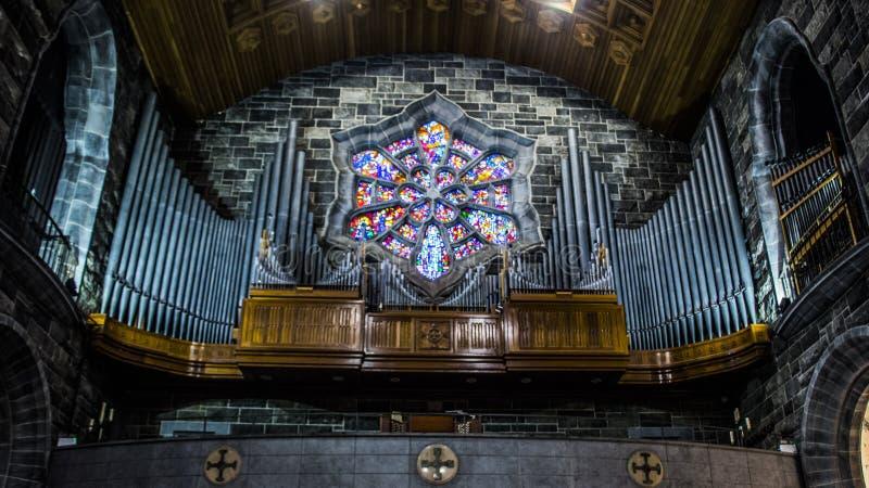 De Kathedraal van Galway stock afbeeldingen