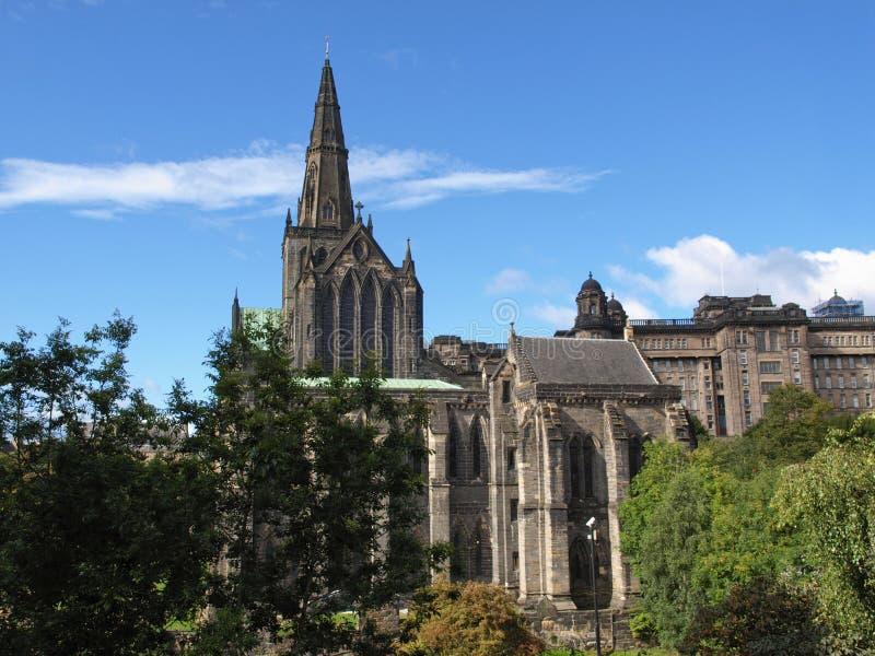 Download De kathedraal van Glasgow stock foto. Afbeelding bestaande uit kirk - 39115440