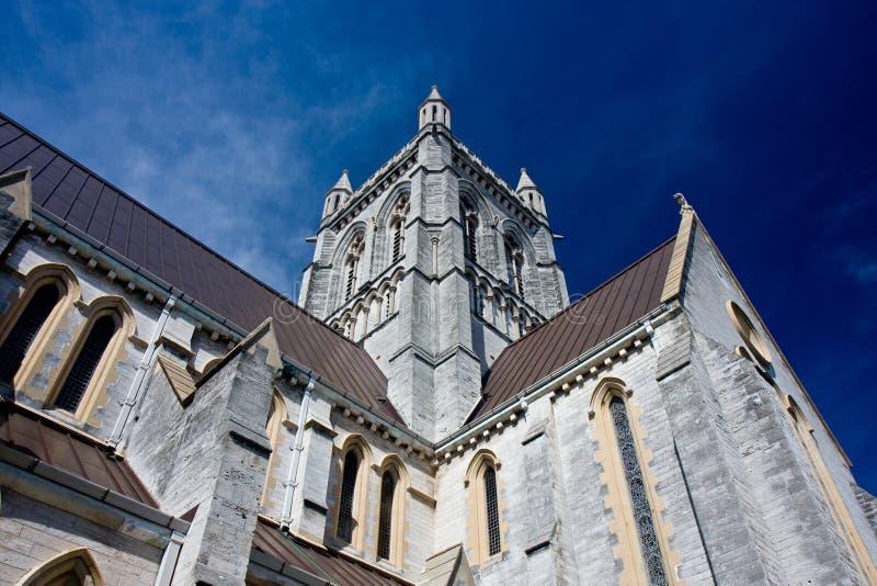 De Kathedraal van Hamilton, de Bermudas royalty-vrije stock foto
