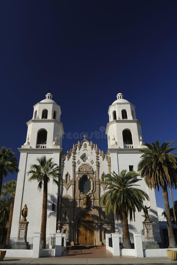 De Kathedraal van heilige Augustine royalty-vrije stock foto's