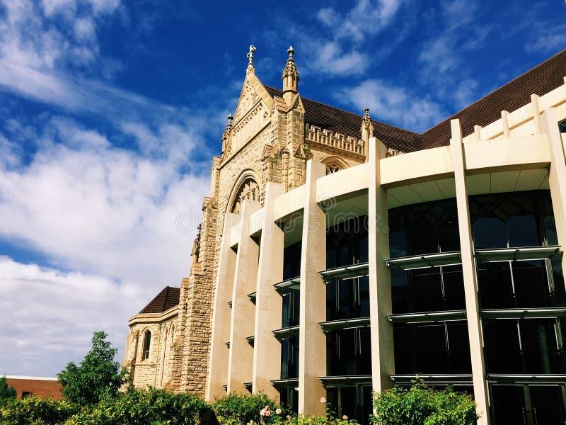 De kathedraal van heilige Mary royalty-vrije stock foto