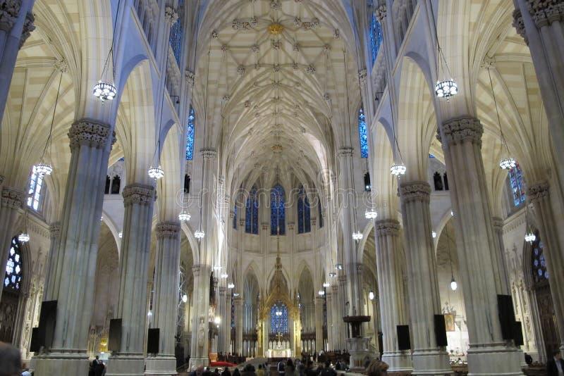 De Kathedraal van heilige Patrick ` s royalty-vrije stock afbeeldingen