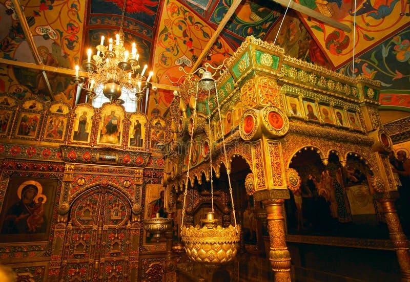 De Kathedraal van het Basilicum van heilige stock foto