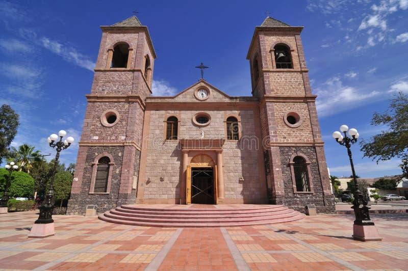 De Kathedraal van La Paz royalty-vrije stock fotografie