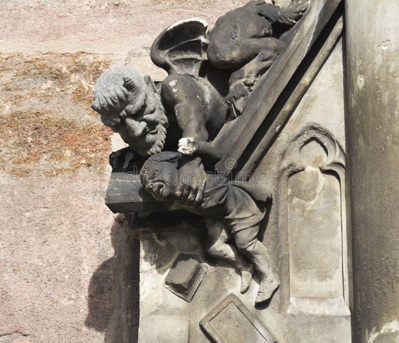 De Kathedraal van Nuremberg royalty-vrije stock foto's