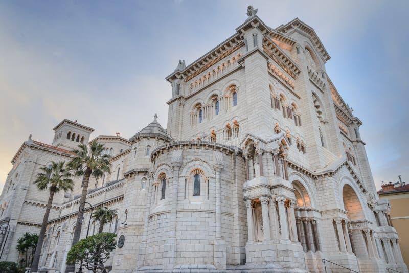 De Kathedraal van Onze Dame Immaculate, maar soms geroepen Heilige Nicholas Cathedral stock fotografie
