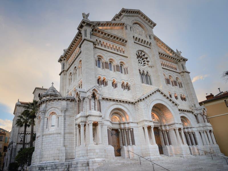 De Kathedraal van Onze Dame Immaculate, maar soms geroepen Heilige Nicholas Cathedral stock foto