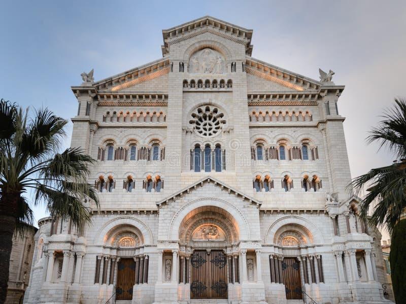 De Kathedraal van Onze Dame Immaculate, maar soms geroepen Heilige Nicholas Cathedral stock afbeeldingen