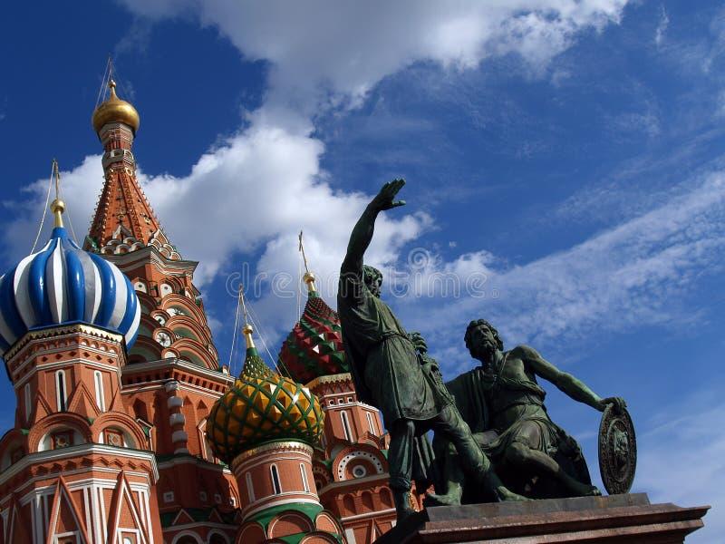 De kathedraal van Pokrovsky [1] royalty-vrije stock afbeeldingen