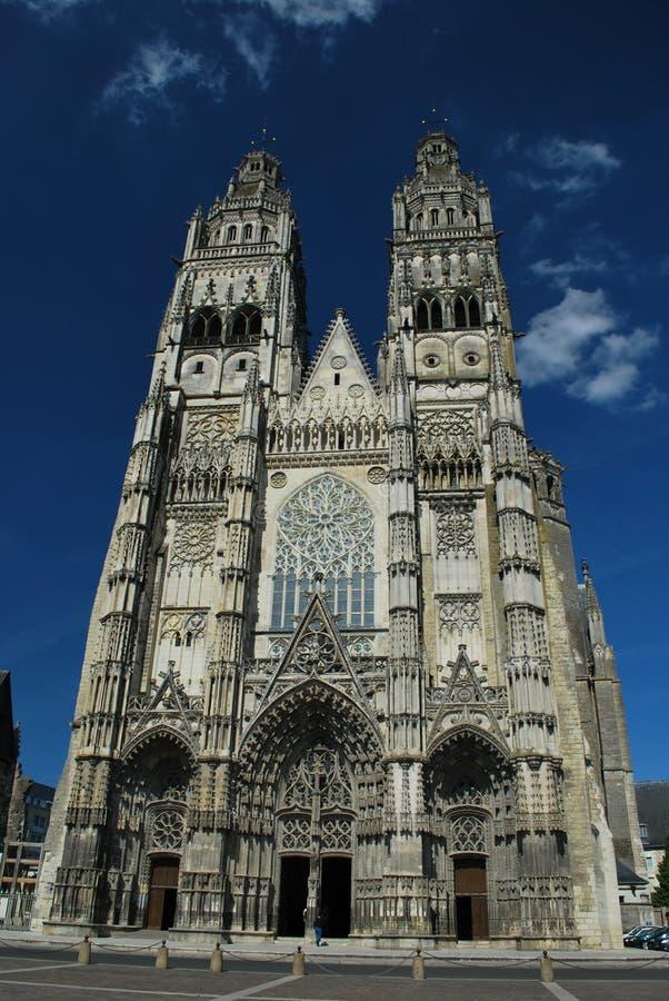 De Kathedraal van reizen royalty-vrije stock foto's