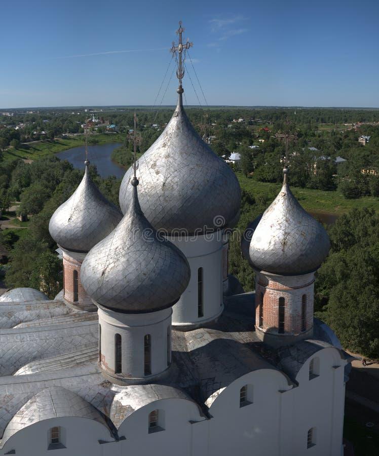 De kathedraal van Sofia stock foto